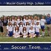 MCHS Girl's Soccer 2014 c8x10