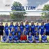 MCHS Soccer Team 2016 c8x10