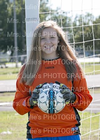 MCHS Girls Soccer Team 2016