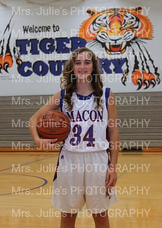 MCJHS Basketball 2014-15