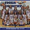 MCJHS Girls Basketball 2014 8x10