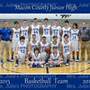 MCJHS Basketball 15-16  team  8x10