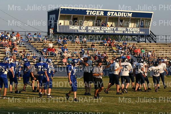 MCJHS vs. Monroe Co. 7th Grade Football