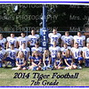 MCJHS 7th grade 2014  5x7
