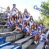 MCJHS Cheerleaders 2015 5x7
