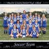 MCJHS 2014 Soccer Team 8x10