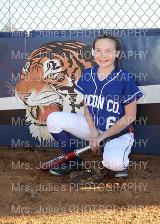 MCJHS Softball 2014