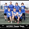 MCJHS Tennis Team Boys 5x7