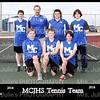 MCJHS Tennis Team Boys 5x7