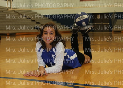 MCJHS Volleyball Picture Day 2014