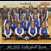 MCJHS Volleyball 2014 8x10