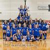 MCJHS Volleyball Team 8x10