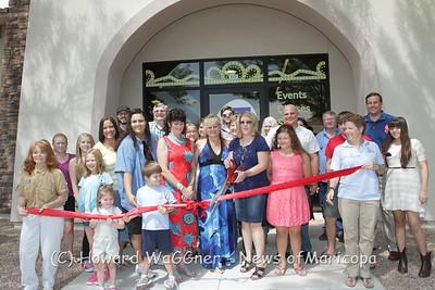 Maricopa Community Theatre Ribbon Cutting