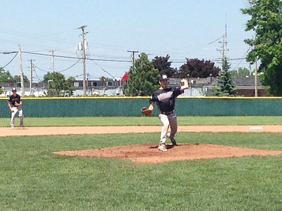 MD De La Salle vs. Warren-Mott Baseball