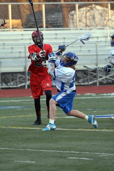 MD Lancers take on Romeo-lacrosse