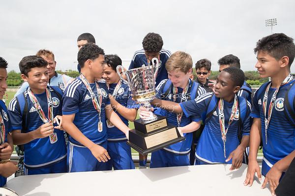 MD State Cup:  U13 Boys Takoma Park Friends United