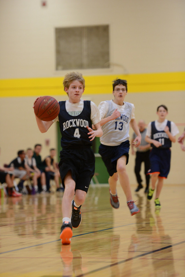 Rockwood - 8th Grade Boys