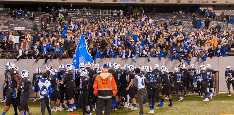 Critical bond between team and fans produces championships, Image Scott Kennedy/The Montclair Dispatch
