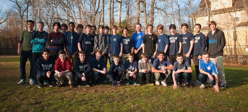 MHS Freshman Soccer Team Photo 12-4-2012