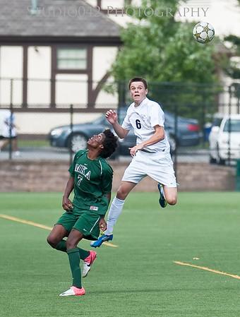 MHS Mens Varsity Soccer v MKA 9-8-2012