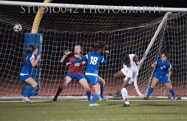 MHS Varsity Girls Soccer 10-17-2012