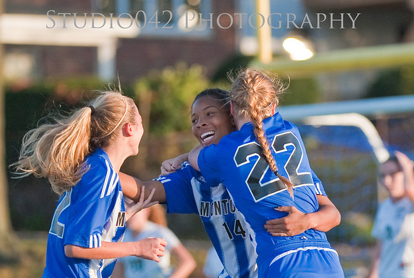 MHS Varsity Girls Soccer Win Essex County Title 10-22-2012