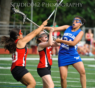 Montclair Girls Lacrosse 6-2-2012
