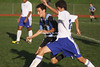 MHS vs SW Boys Soccer : Sullivan West defeats Monticello  4-1 for first win of the season as Richard Lander records the hat trick.
