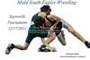 Midd South Eagles at Sayreville Tournament 12-17-11