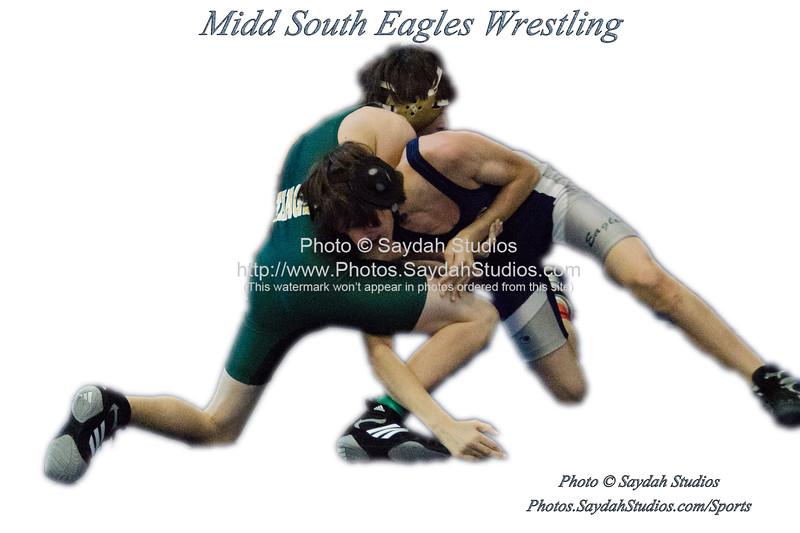 Midd South Eagles Wrestling