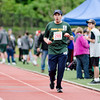 Nashoba's Joey Cabral runs the 800 meter during the First Annual MIAA Special Olympics Massachusetts Unified Track State Championship at Fitchburg State University on Tuesday afternoon. SENTINEL & ENTERPRISE / Ashley Green