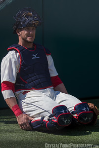 Yan Gomes, Cleveland Indians