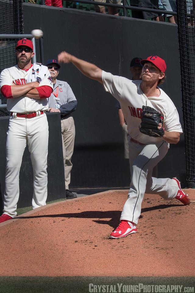 Josh Tomlin, Cleveland Indians