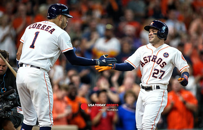 MLB: ALDS-Boston Red Sox at Houston Astros