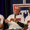 Tim Phillis - The News-Herald<br /> Former Indians manager Mike Hargrove.