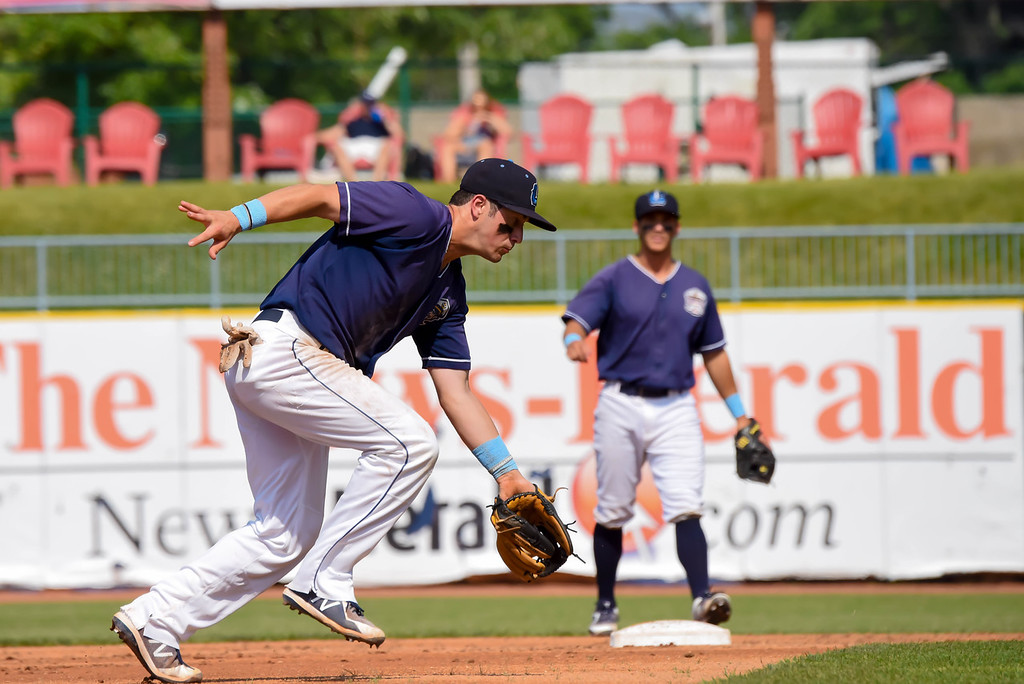 . Mike Payne - The News-Herald Photos from Lake County Captains vs. Bowling Green on June 17, 2018.