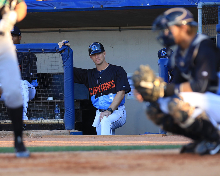 Tim Phillis - The News-Herald<br /> Tony Mansolino, shown Aug. 6 at Classic Park.