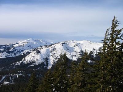 MLK & prior weekend   ski trip