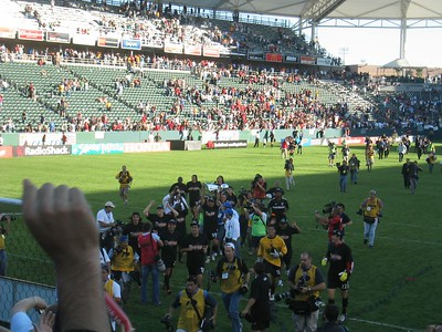 MLS Title Game 2004