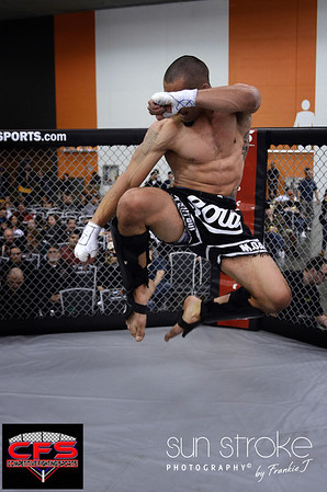 MMA Evolution Expo SJ 2014