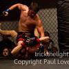 Fight 12. Dominick Parisi vs Kevin Miles. Winner Miles