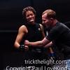 Fight 11. Cassie Crisano vs Latoya Rykard. Winner Rykard.