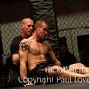Fight 4 Jon Delbrugge vs Robert Rudy. Winner Jon Delbrugge