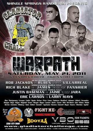 FIGHT POSTERS
