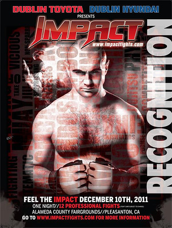 IMPACT MMA - RECOGNITION - 10 DEC 2011