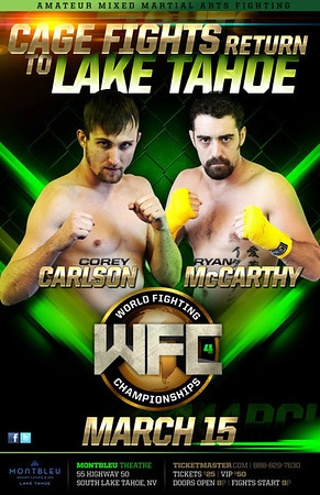 WORLD FIGHTING CHAMPIONSHIP WFC-4
