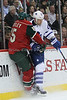 NHL: NOV 13 Maple Leafs at Wild