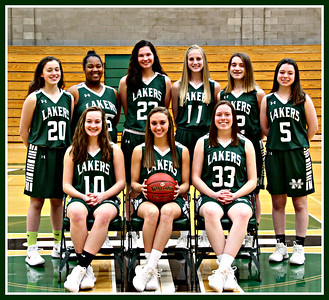 MPS GIRLS BB Team
