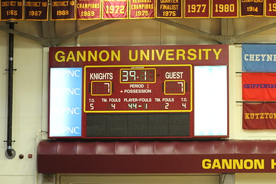 MPS Girls BB vs Villa at Gannon March 4, 2017