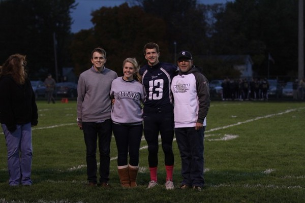 2014 Tuck Senior Night - 078